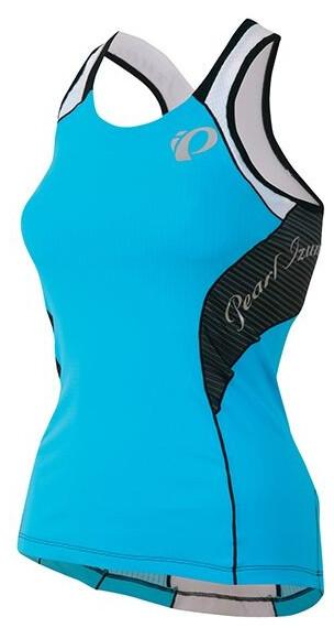 Pearl Izumi W's Elite In-R-Cool Tri Singlet Blue Atoll